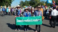 Cambodia: Domestic workers celebrate the Human Rights Day