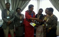 Tanzania: IDWF organized a lobbying meeting to the Minister of State