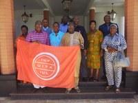 Africa: IUF team Africa meeting in Entebbe, Uganda