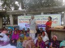 Bangladesh: Hunger Strike of NDWWU and Poster Campaign of DWRN