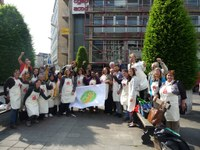 Belgium: ITUC-IDWF-FES International Domestic Workers Meeting