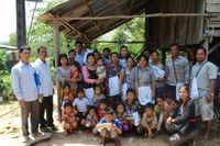 Cambodia: CDWN meeting with new members