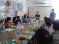 Cambodia: CDWN workshop on union rights