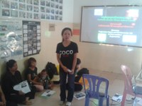 Cambodia: IDEA-CDWN workshop for new members