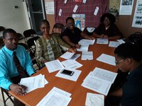 Caribbean: Training curriculum for domestic workers meeting