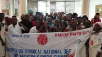 Guinea: Congress of the National Union of Domestic Employees