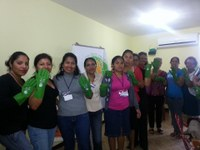 Costa Rica: Labour rights and social security workshop by ASTRADOMES