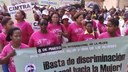 Dominican Republic: Unions marching on March 8 asking for women's rights and equality