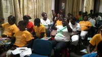 Ghana: Awareness creation seminar for domestic workers