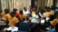 Ghana: Awareness creation seminar for domestic workers