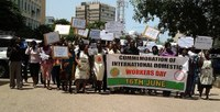 Ghana: Domestic workers call on government to ratify C189