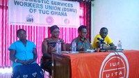 Ghana: DSWU holds press confab to call for passage of labour (domestic workers) regulations bill
