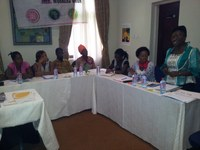 Ghana: Planning project workshop for domestic workers