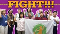 Global: Solidarity with IUF EECA Women's Conference