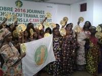 Guinea: SYNEM Celebration of the World Day for Decent Work