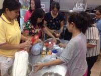 Hong Kong: FADWU Kitchen - Cooking Exchange Program
