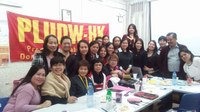 Hong Kong: PLUDW sends Christmas song for SANDIGAN Kuwait