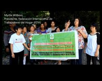 Peru: IDWF sends a message to the Peru government - Ratify C189!