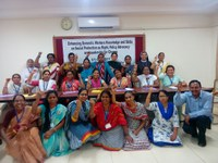 India: Capacity Building on Enhancing Domestic Workers Knowledge and Skills