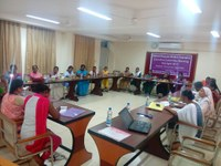 India: NDWF Executive Committee Meeting
