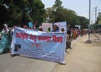 India: NDWM Bihar demanding for ratification of C189