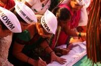 India: NDWM Mumbai signature campaign for C189