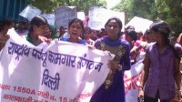 India: NDWM Petition calling on Delhi government to fix minimum wages for domestic workers