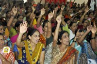 India: Programmes for Intl DWs Day & Anti-Child Labour Day by NDWM, Maharastra Region
