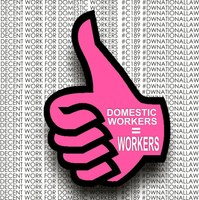 Indonesia: 2DW Thumb Rally - Our Thumb for Decent Work for Domestic Workers