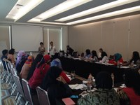 Indonesia: National Workshop for Domestic Workers by IDWF and Jala PRT