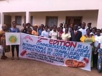 Ivory Coast: SYTTEID-CI celebration of the IDWD