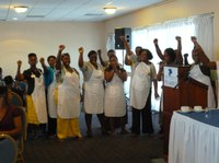 Jamaica: Domestic workers rally for the Ratification of C189