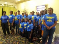 Jamaica: Jamaica Household Workers Union celebration for IDWD