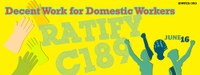 2015 June 16 International Domestic Workers Day round up