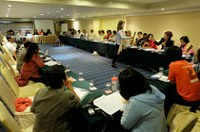 Thailand: Learning to strengthen social media and communication work