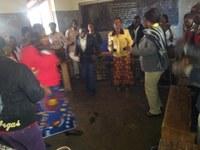 Malawi: Exchange visit of NDAWU DWs to CIAWU Malawi
