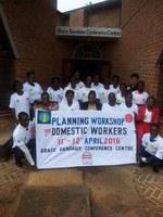 Malawi: IDWF 4-year strategic planning workshop for CIAWU