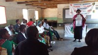 Malawi: Training of trainers workshop in Blanytre