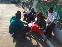 Malawi: Training of trainers workshop in Lilongwe