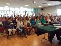 Mexico: SINACTRAHO founding congress & CACEH 15th Anniversary