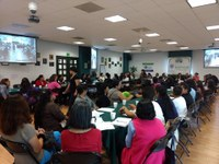 """Mexico: """"Violence at Work and Collective Contracts"""" workshop"""