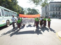 Mozambique: SINED union action on May Day