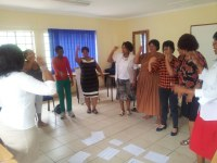 Namibia: Evaluation and Planning Workshop for domestic workers' leaders