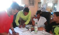 Namibia: First exco meeting of the Namibia Domestic and Allied Workers Union (NDAWU)