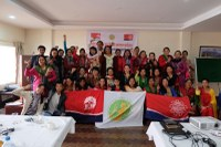 Nepal: IDWF-HUN-GEFONT Workshop on Domestic Workers Rights and the New Labour Act