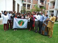 Rwanda: IDWF Africa Training of Trainers Workshop for the French affiliates