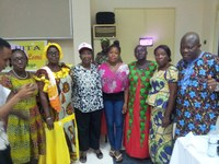 Togo: IUF evaluation and planning workshop for domestic workers