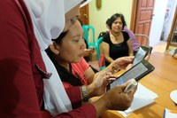 Indonesia: Training Workshop on IDWF Communication Network