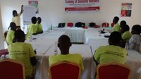 Uganda: Awareness campaign and training of domestic workers by HTS-Union