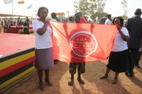 Uganda: Domestic workers celebrating the International Women's Day